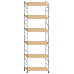 Standing shelf- 60cm x 135cm height